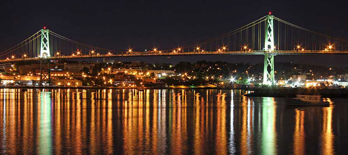 Halifax-Dartmouth MacDonald Bridge
